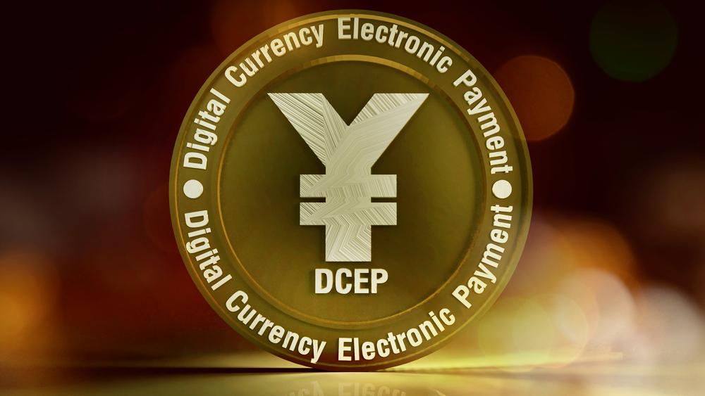 China's DCEP is slowly gaining momentum.