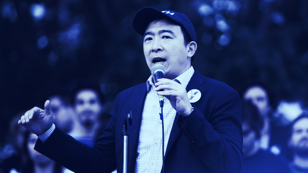 How crypto can help make Andrew Yang's 'data dividend' a reality ...