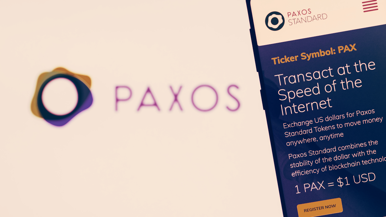 PayPal's Crypto Firm Paxos Raises $300 Million, Plans to Add Major Clients