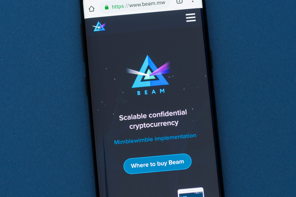 Beam is supporting DeFi