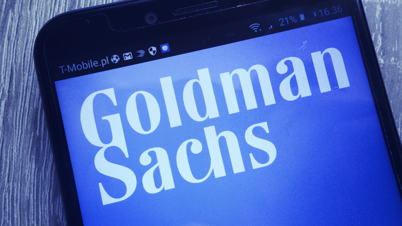 Goldman Sachs Files for 'DeFi' ETF Tied to Public Companies