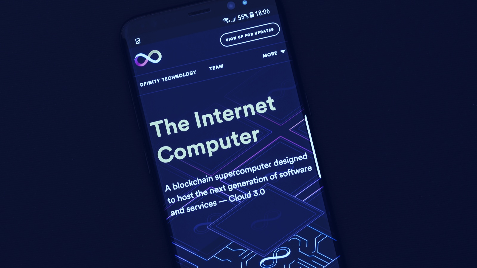 Dfinity Reveals 'Brain' to Power its Internet Computer - Decrypt