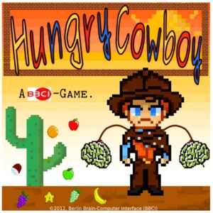 A brain-powered game