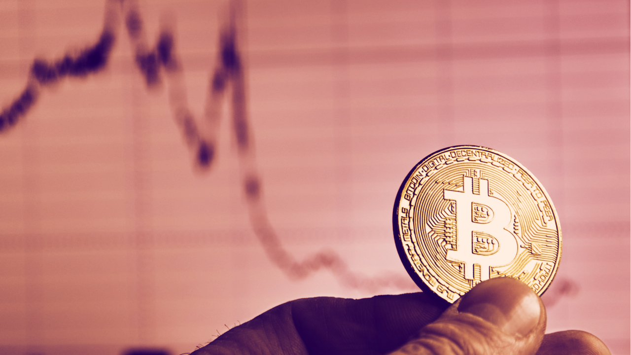 Fears of Rising Interest Rates Tanks Bitcoin and European markets