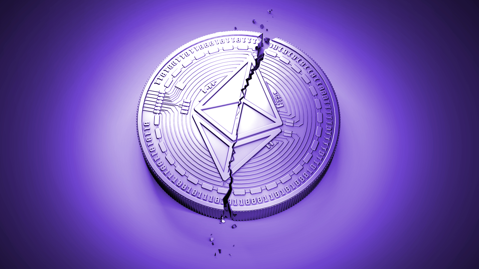 Ethereum Blockchain Splits as Software Bug Affects More Than Half the Network
