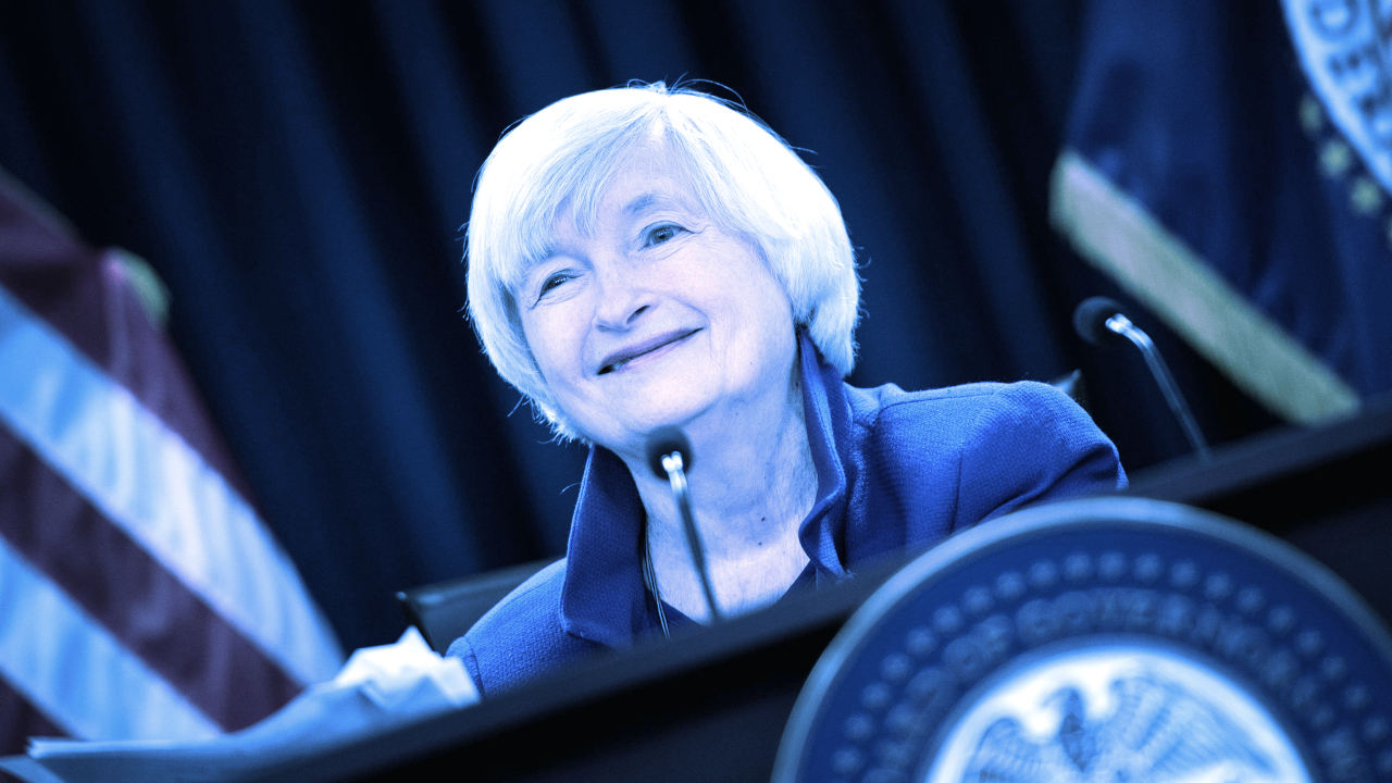 Janet Yellen: We Must 'Act Quickly' on Stablecoin Regulation