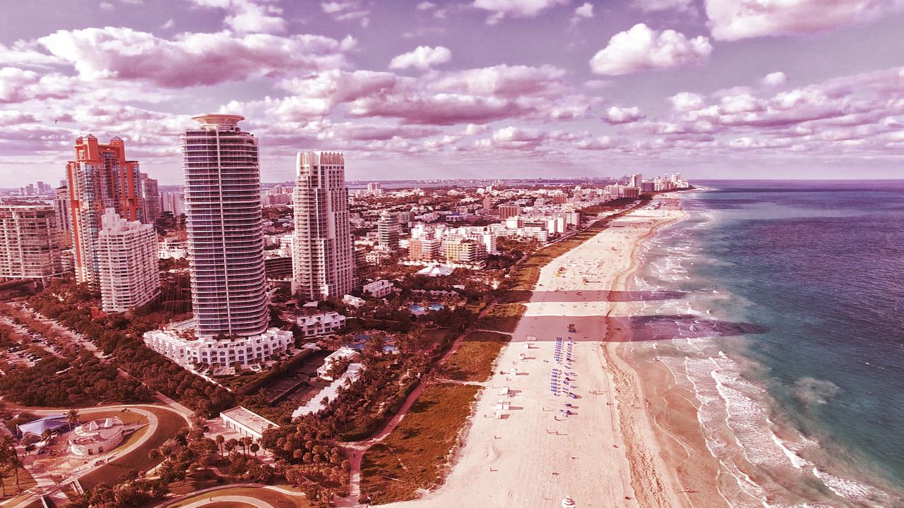Miami Mayor Wants City to Be Crypto Capital of the World - Decrypt