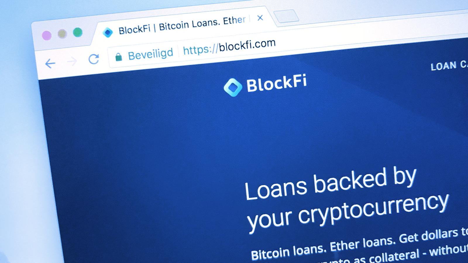 Alabama Regulators Suggest BlockFi's Bitcoin Accounts Are 'Unregistered Securities'
