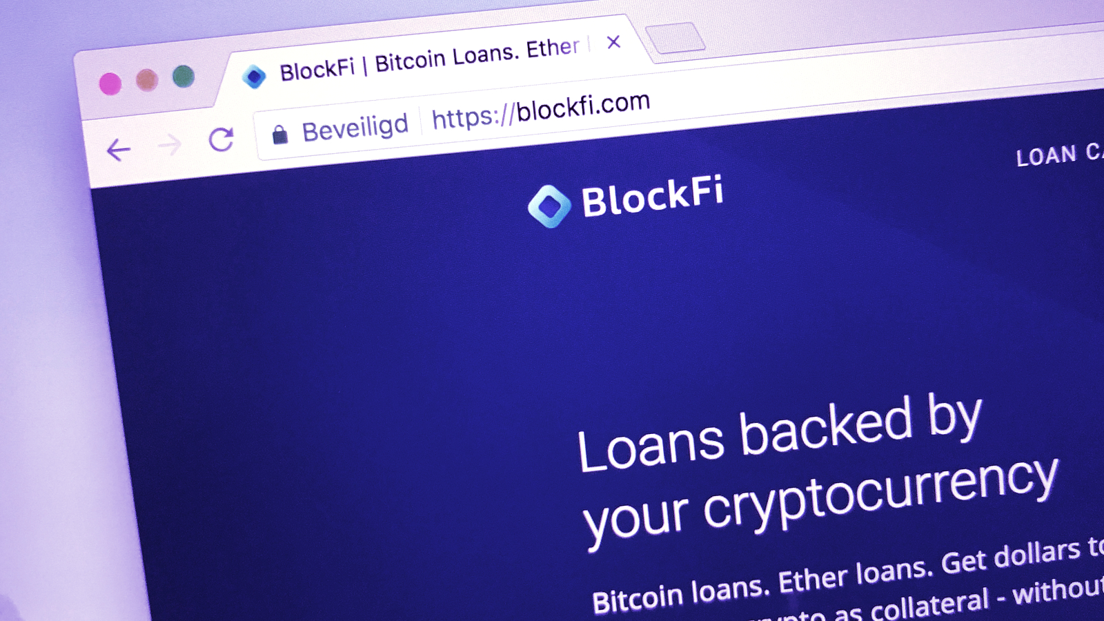 BlockFi Hit with Cease and Desist in New Jersey