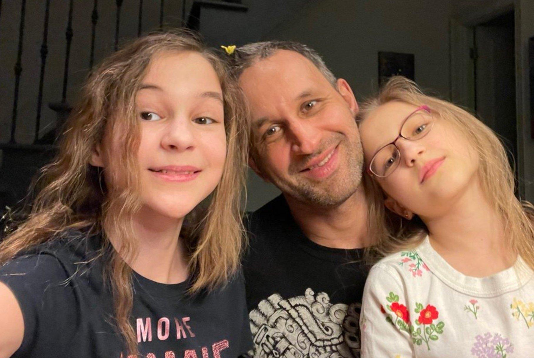 Dmitry Buterin daughters