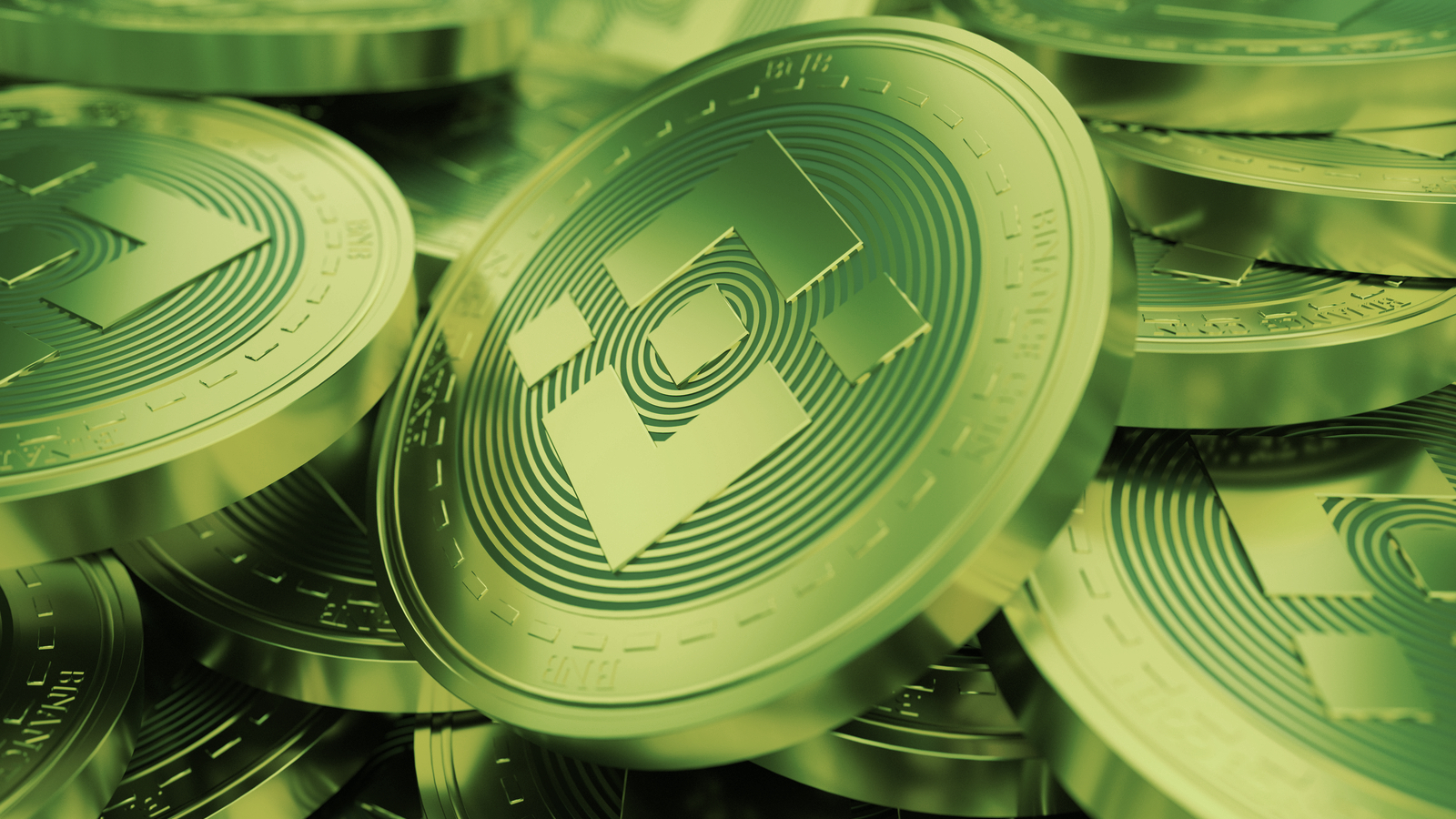 Binance Coin Soars to New All-Time High of $610. Here's Why