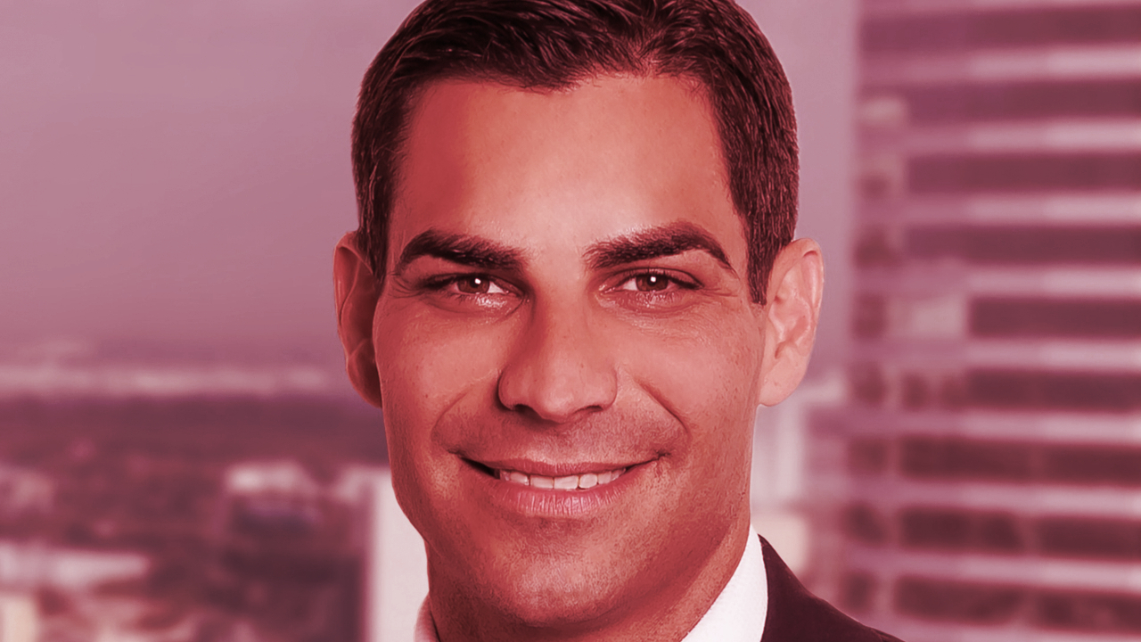 Miami Mayor Personally Bought Bitcoin and Ethereum When $1.9 Trillion Stimulus Bill Passed