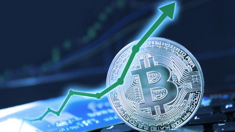 Bitcoin's Price Breaks $50,000 Barrier