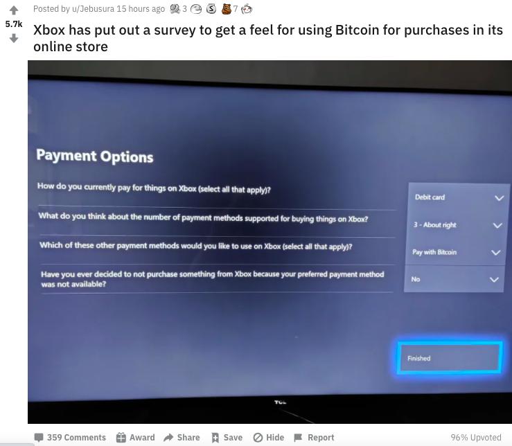 microsoft xbox reddit post