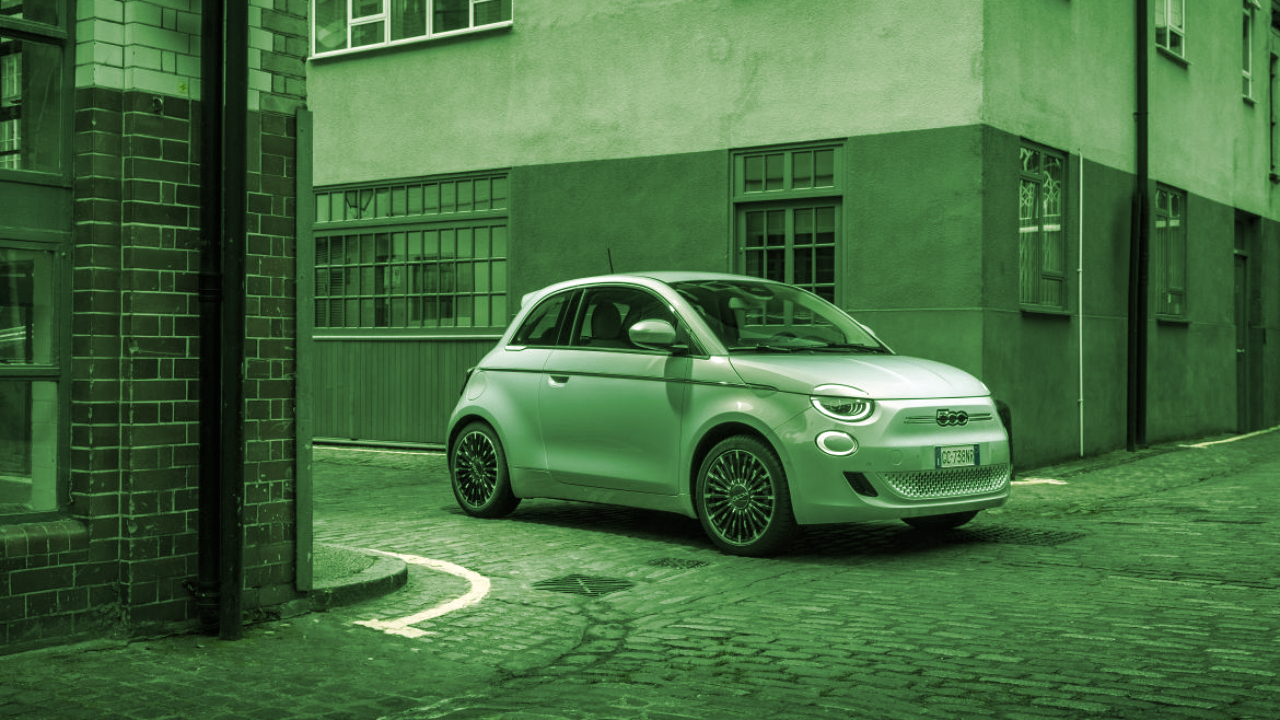 New Fiat 500 Will Pay You Crypto for 'Sustainable' Driving - Decrypt