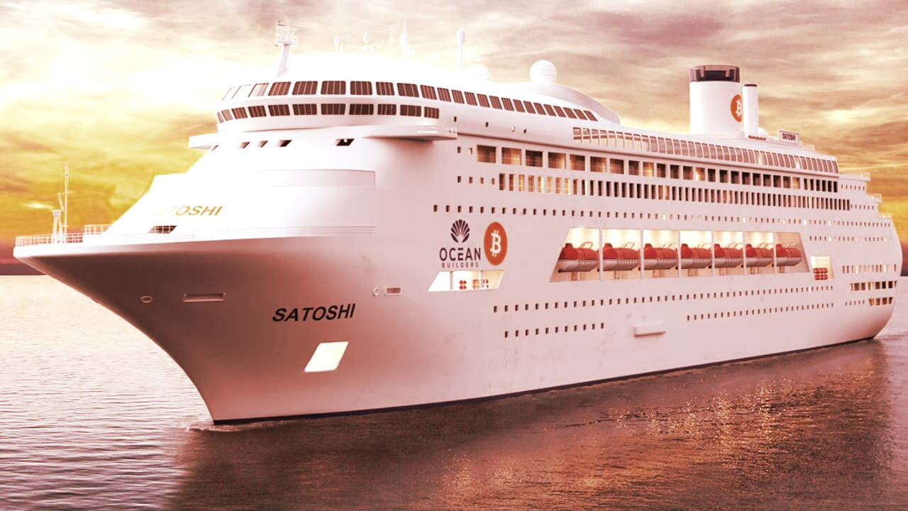 Satoshi' Cruise Ship Lives to Set Sail Again - Decrypt
