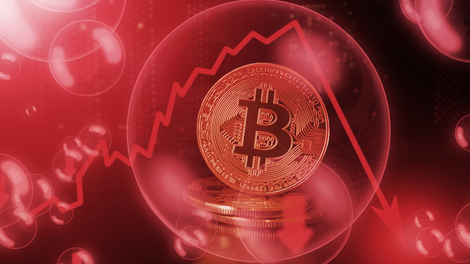 Crypto-Exposed Stocks Dip as Bitcoin Crashes