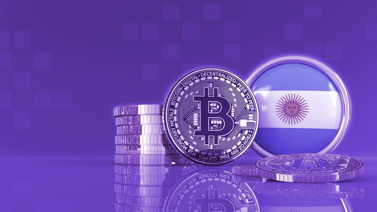 bitcoin argentínában