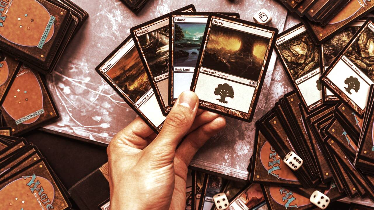 Hasbro CEO: NFTs 'A Real Opportunity' For Magic: The Gathering