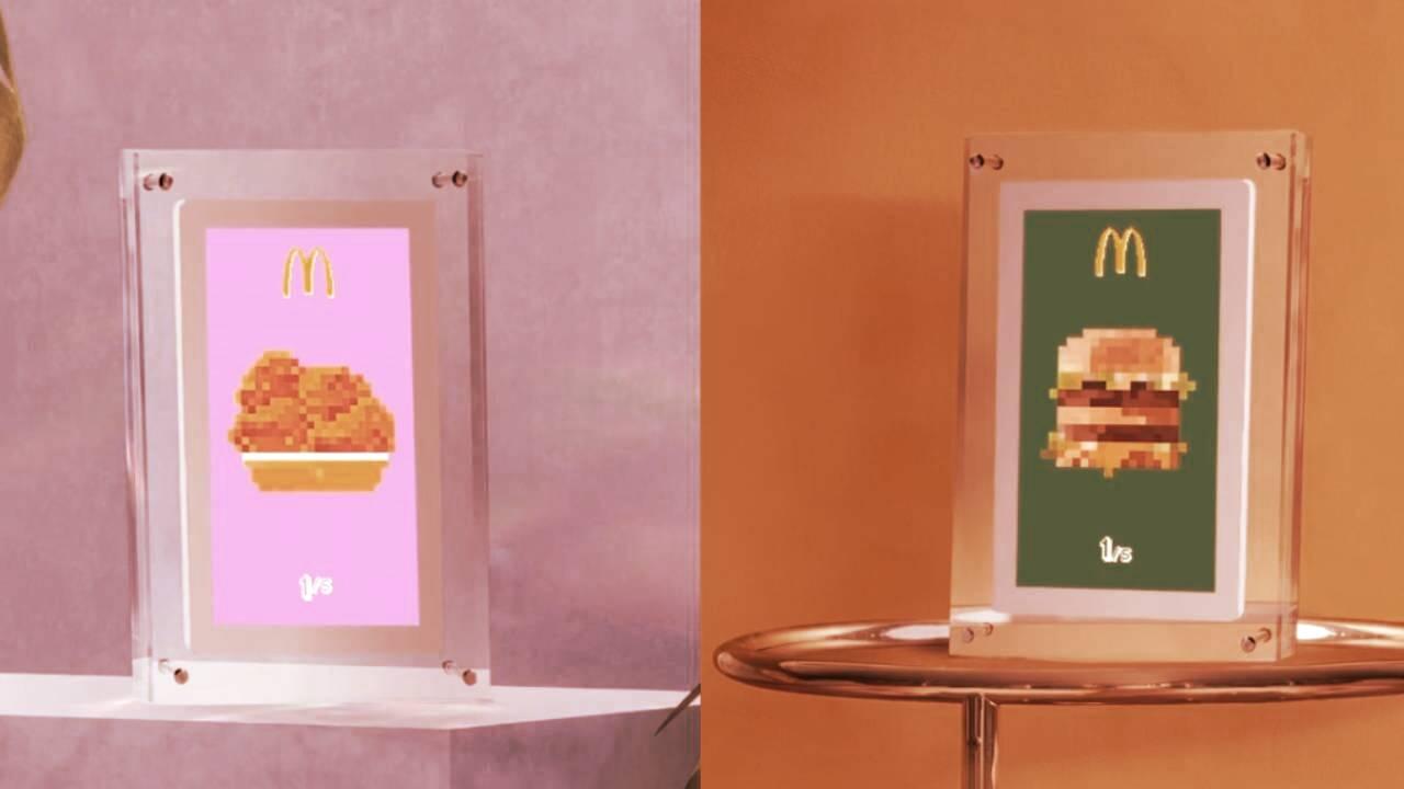 McDonald's Teases NFT Big Mac - Decrypt