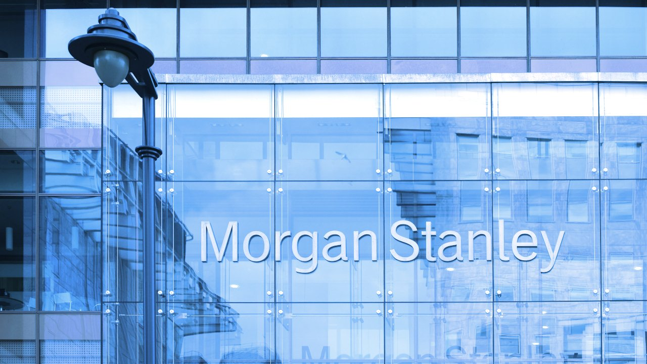Morgan Stanley Loads Up on $240 Million in Grayscale Bitcoin Shares