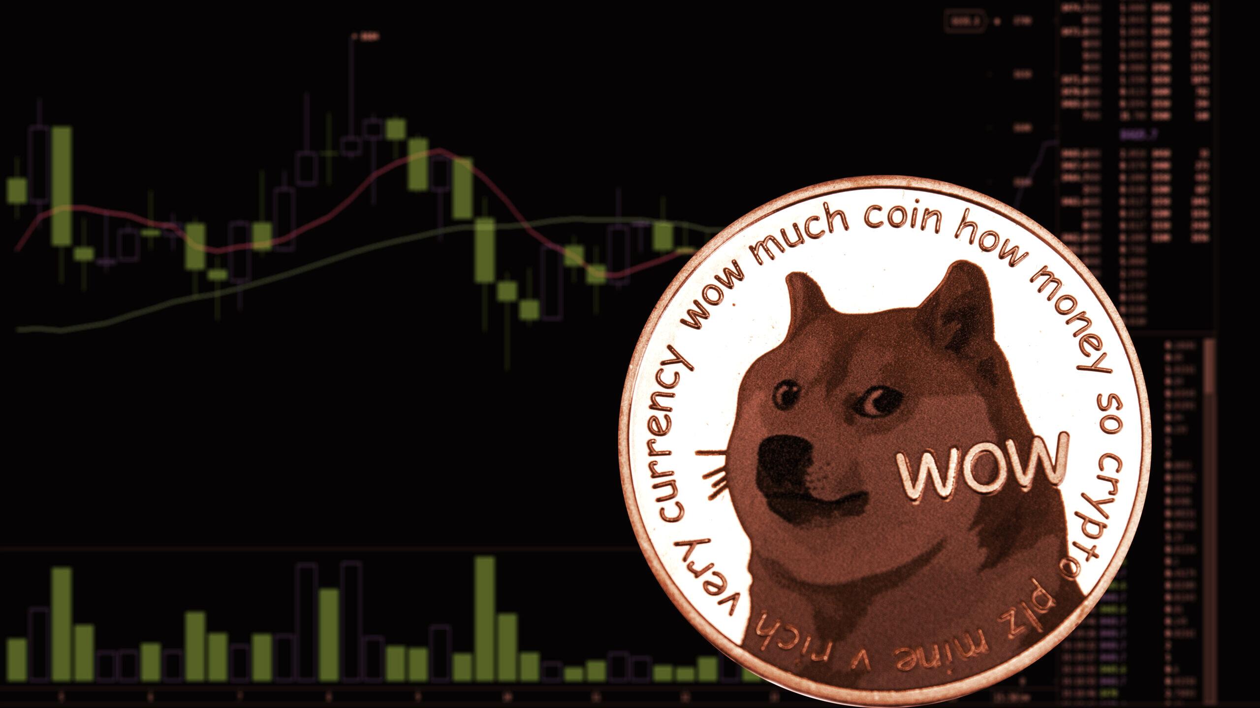 Dogecoin Moons: Market Cap Reaches $41 Billion