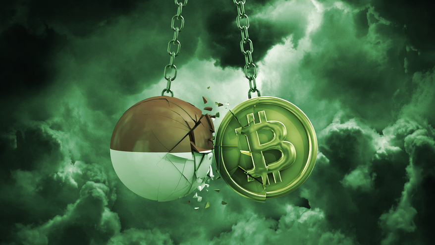 Indonesia Mulls Taxing Cryptocurrency Trades