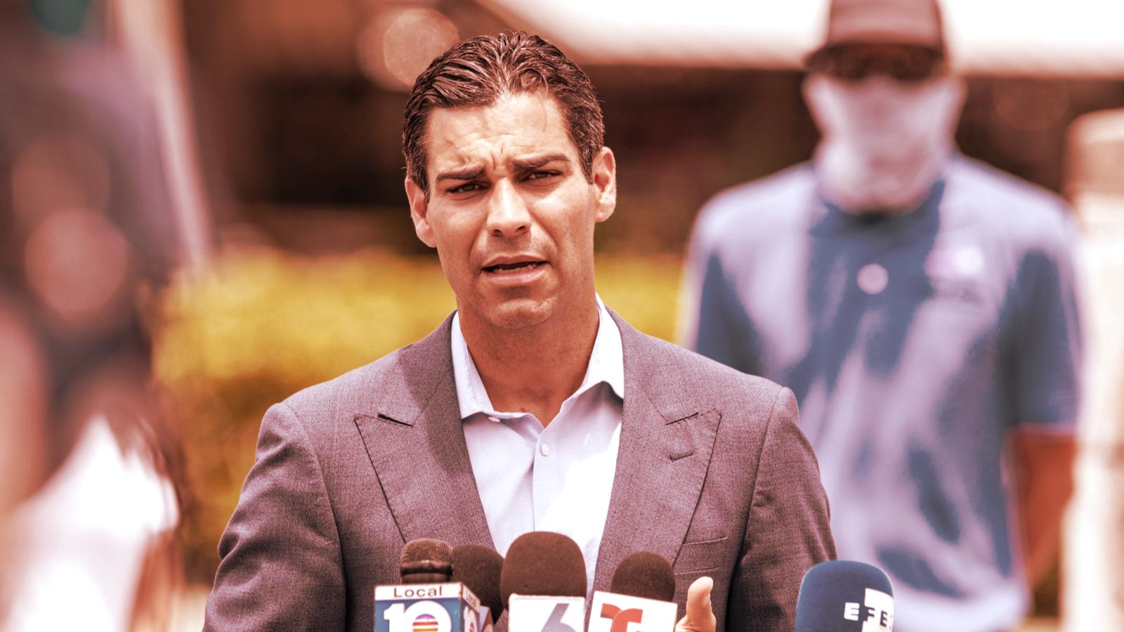 Bitcoin, Like Uber, Is 'Too Big to Regulate': Miami Mayor