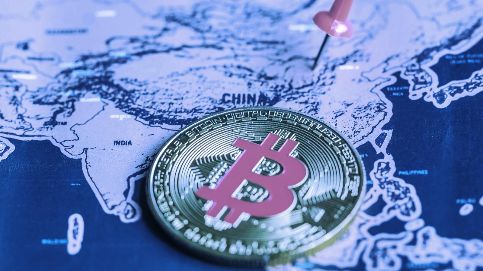 când tranzacționează china bitcoin?