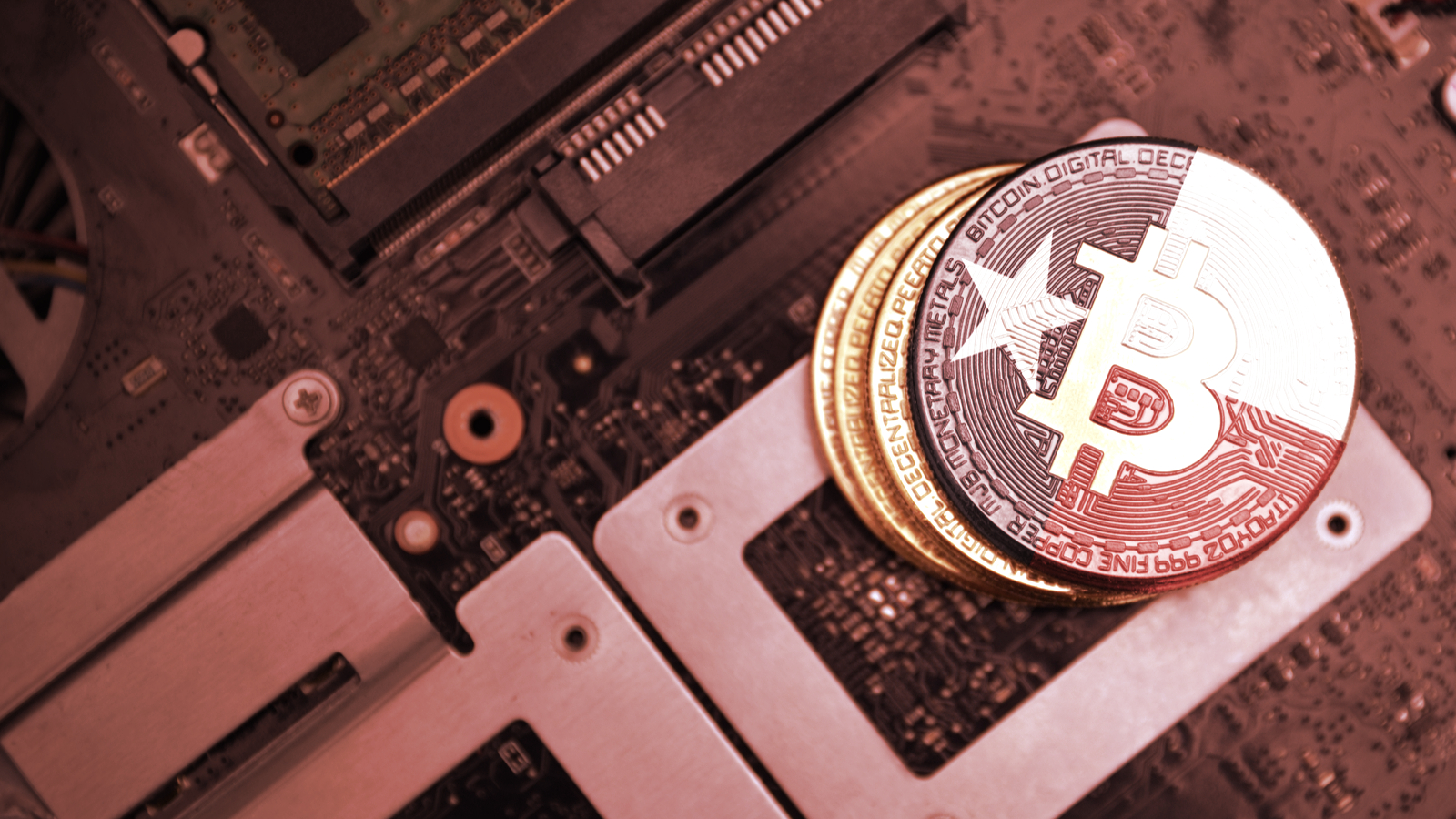 Chinese Bitcoin Firm to Invest $25M in Texas Mining Center