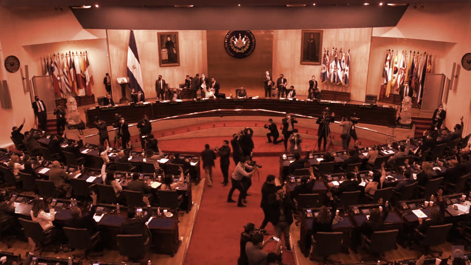 El Salvador Passes Law to Make Bitcoin Legal Tender