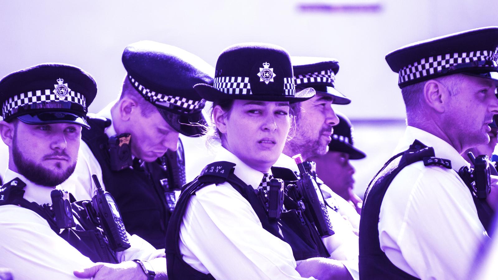 London MET Police Seize $158 Million in Massive Crypto Raid