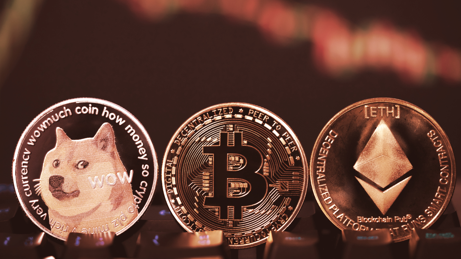 Bitcoin, Ethereum, and Dogecoin All Drop in Nearly $2B Market Sell-Off