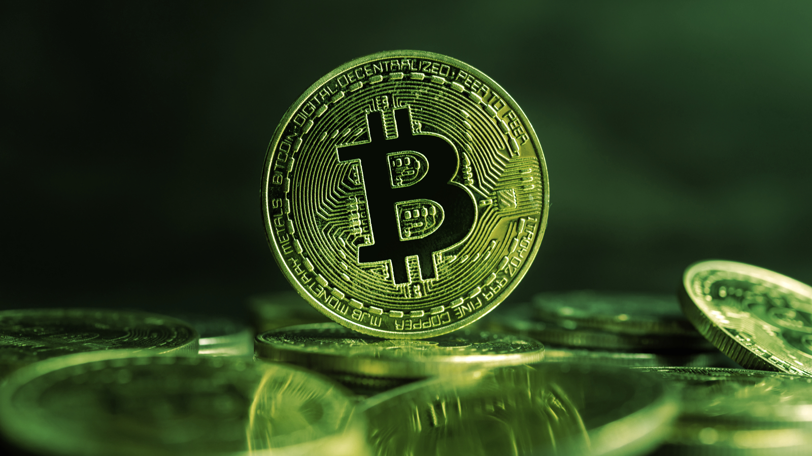 Bitcoin Falls Below $30,000 For First Time Since January