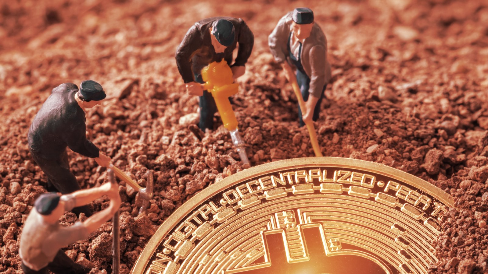 Bitcoin's Hash Rate Rises After China's Miner Exodus