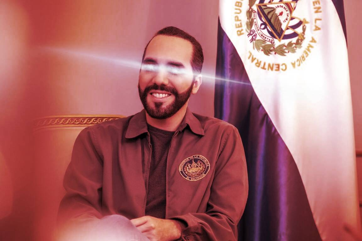 77% of El Salvador Residents Believe Bukele's Bitcoin Law Is Not a Wise Move