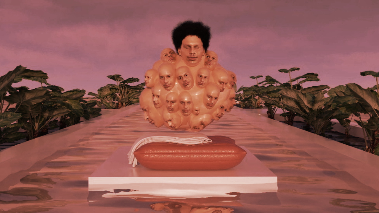 Comedian Eric Andre Sells an NFT: 'I'm Only In It For the Money'
