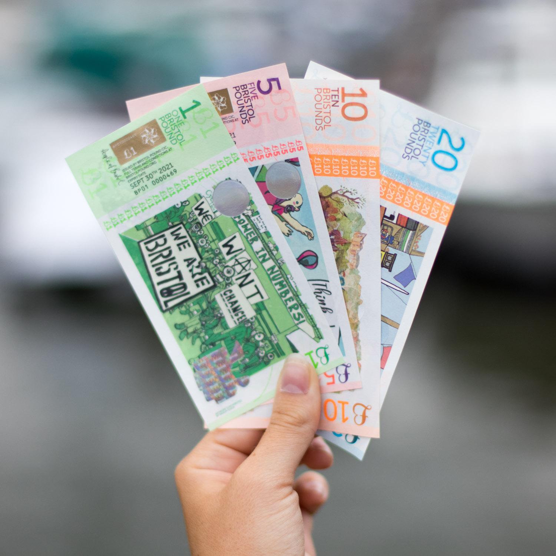 the Bristol pound