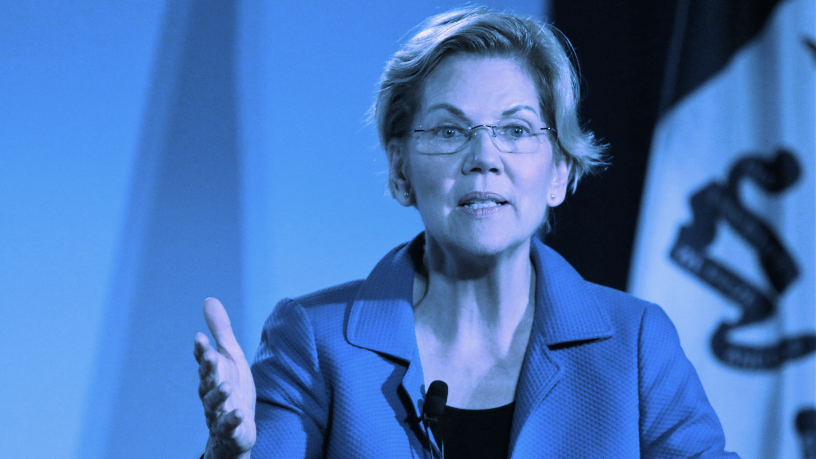 What Exactly Does Elizabeth Warren Want the SEC to Do About Crypto Exchanges?