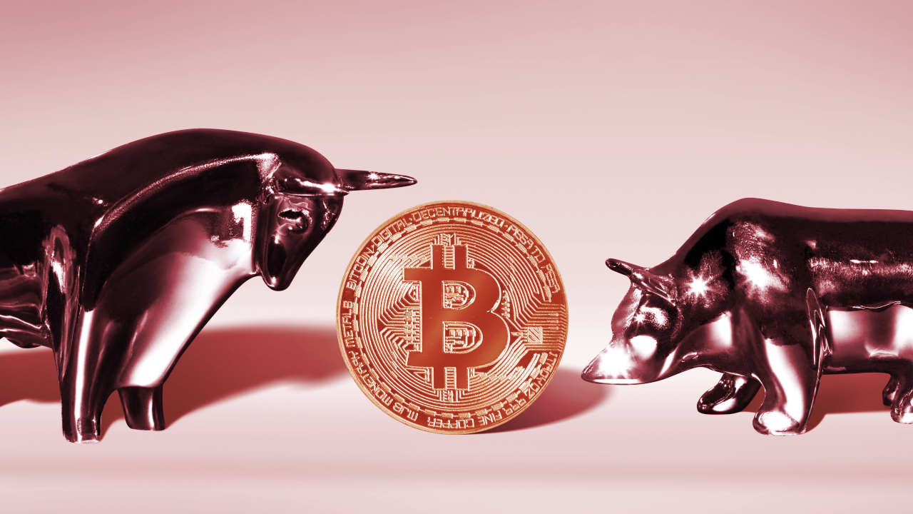 Two Bitcoin Charts That Show How Confused Crypto Traders Feel Right Now