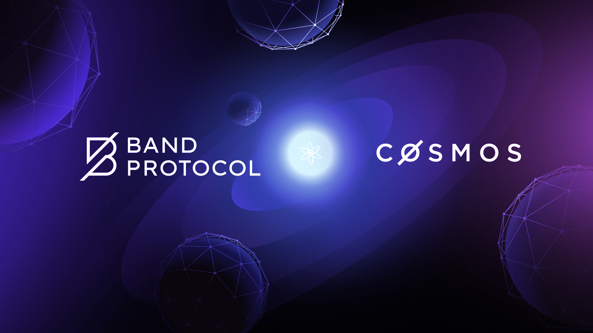 Cosmos 'Internet of Blockchains' Links Up With DeFi Oracle Band Protocol