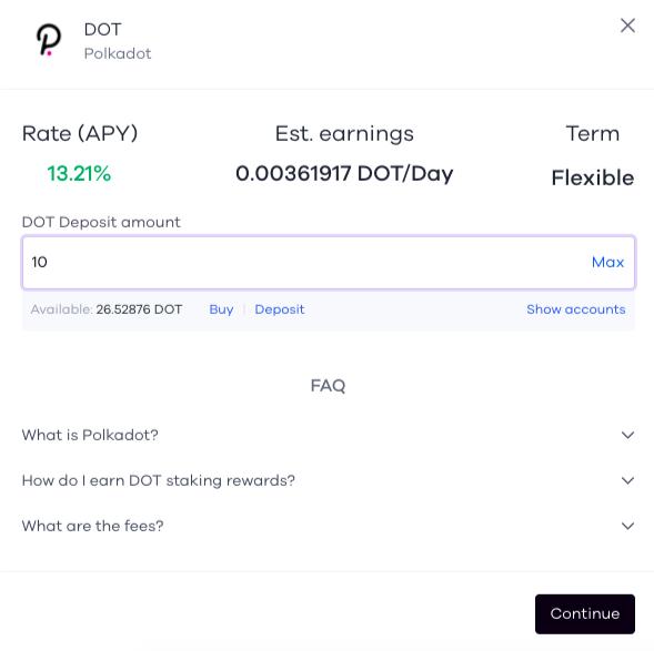 Okcoin screenshot