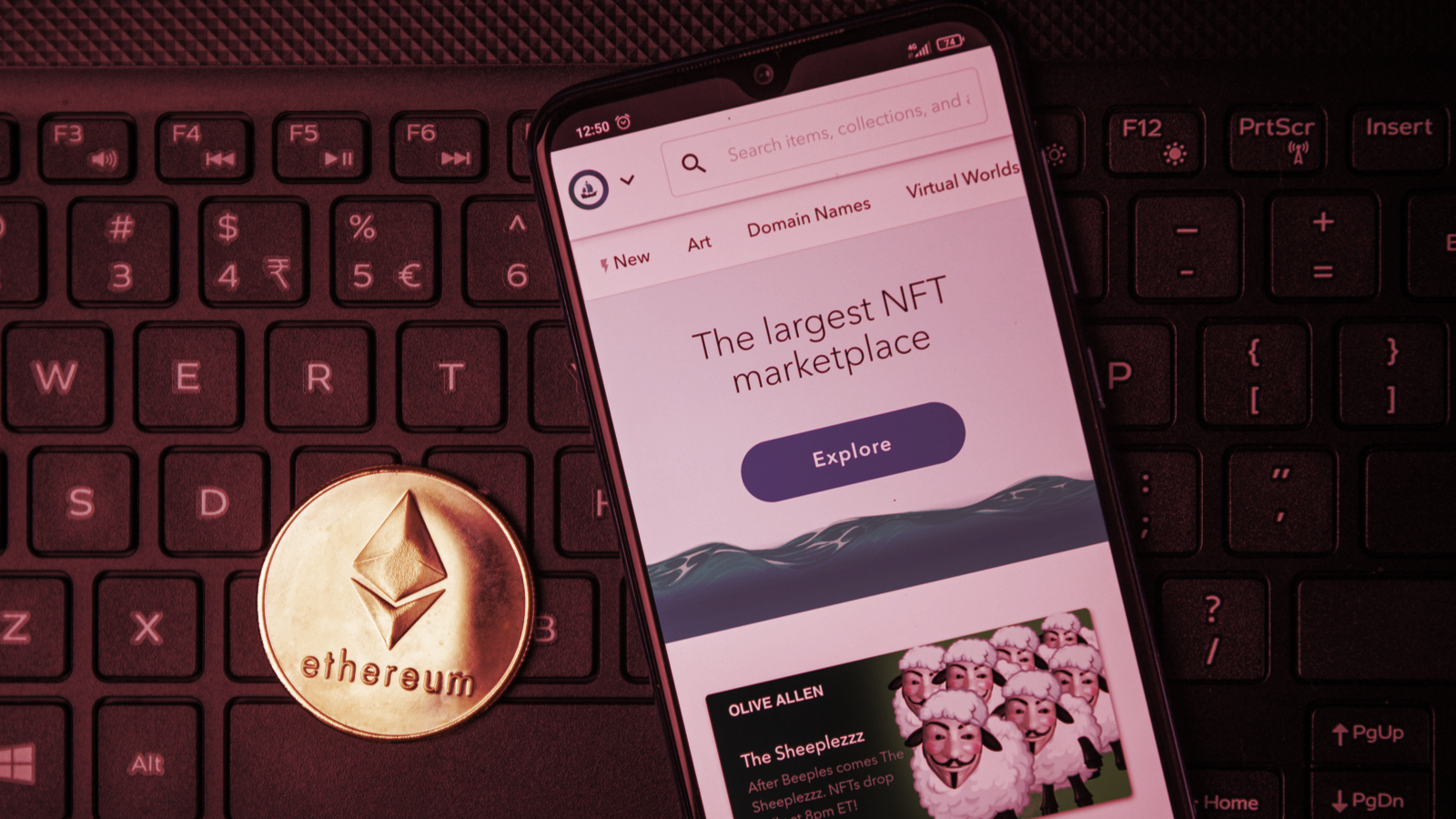 OpenSea Parts Ways With Executive Caught Trading Ethereum NFTs on Insider Info