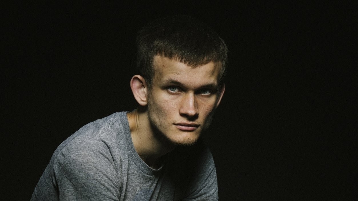Portraits of Ethereum Co-Founder Vitalik Buterin From 2015 Selling as NFTs