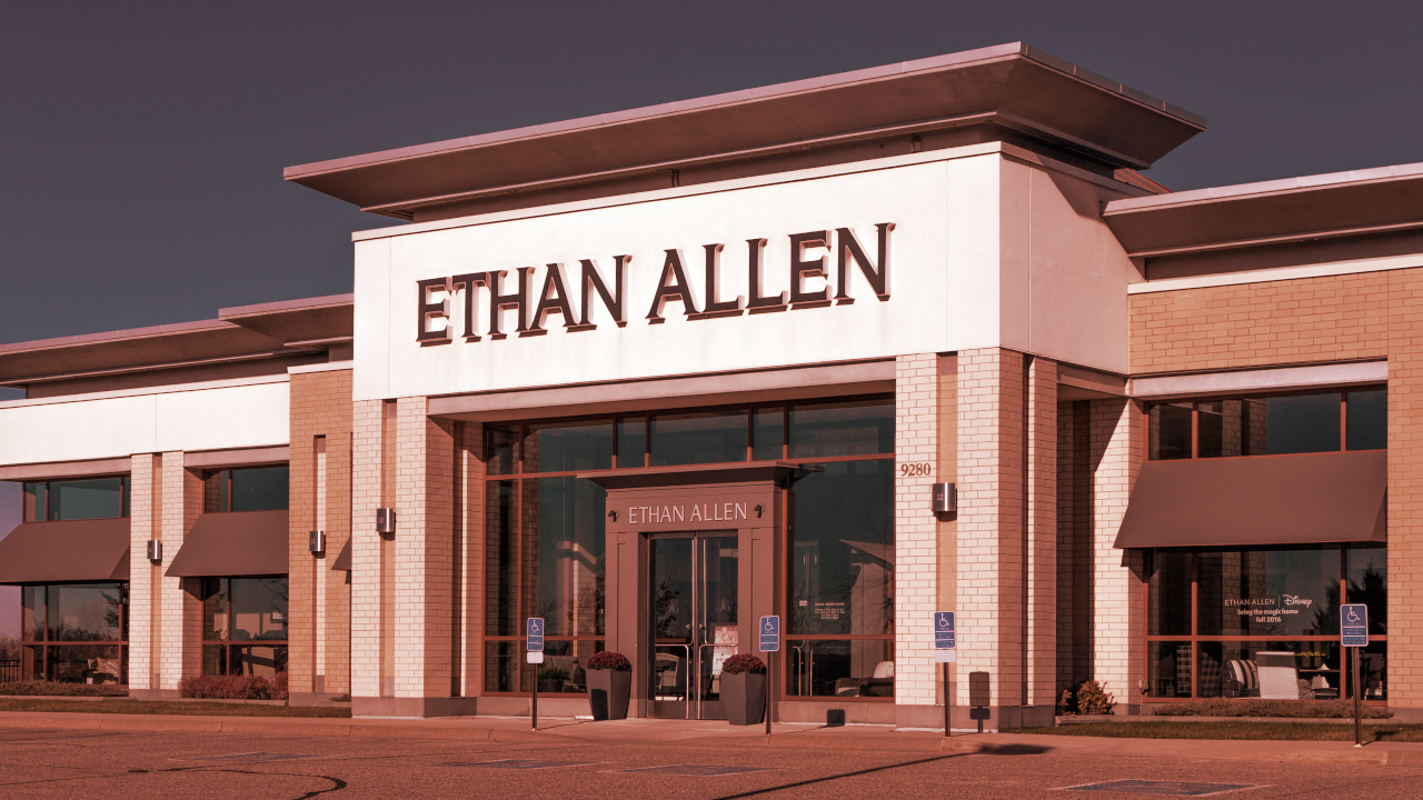 Ethan Allen Drops 'ETH' Stock Ticker to End Ethereum Confusion