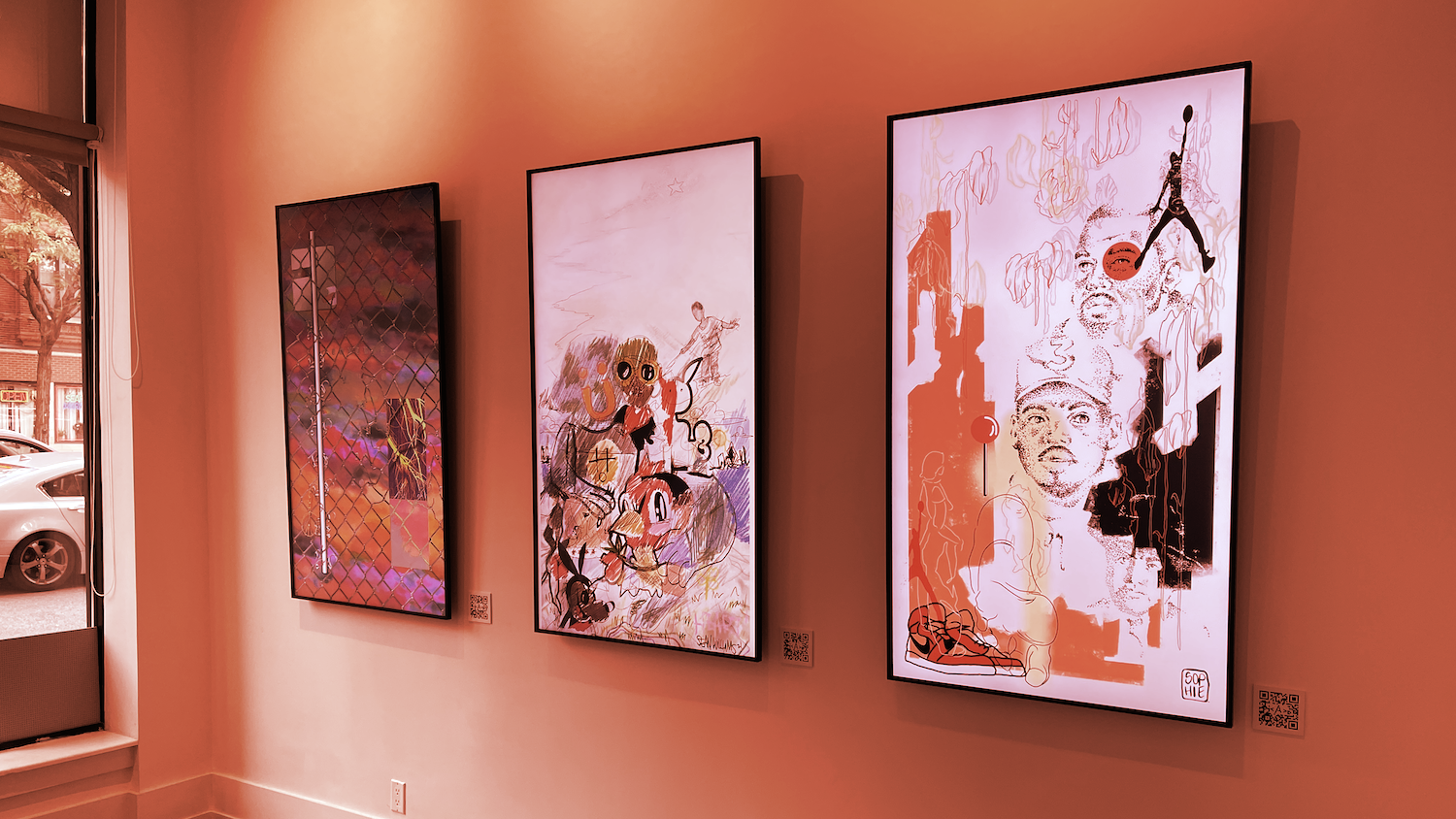 Chicago's First NFT Gallery imnotArt Lives in the Ethereum Metaverse Too