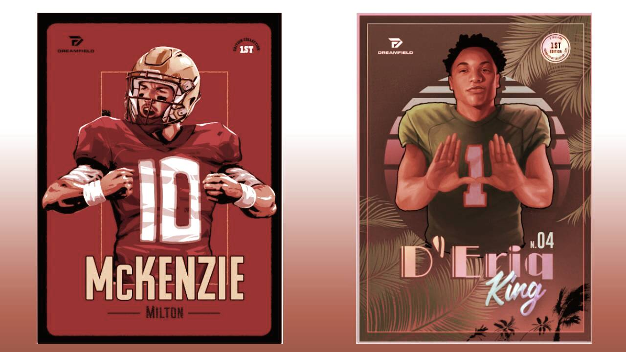 Why Two College Football Stars Launched Their Business Careers With NFTs