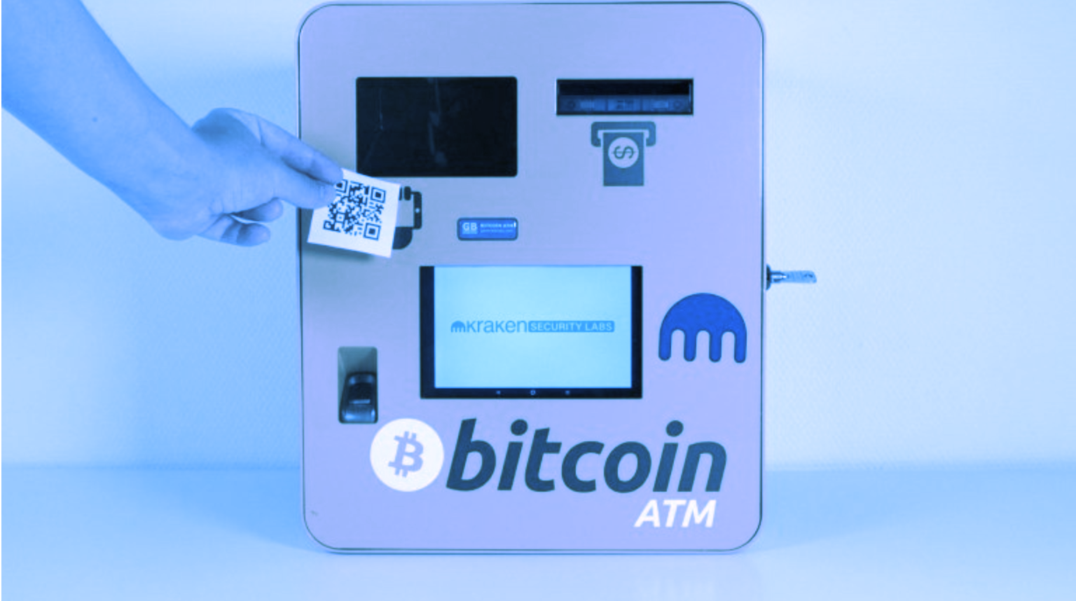 Kraken Reveals Vulnerabilities in 'Commonly Used' Bitcoin ATMs