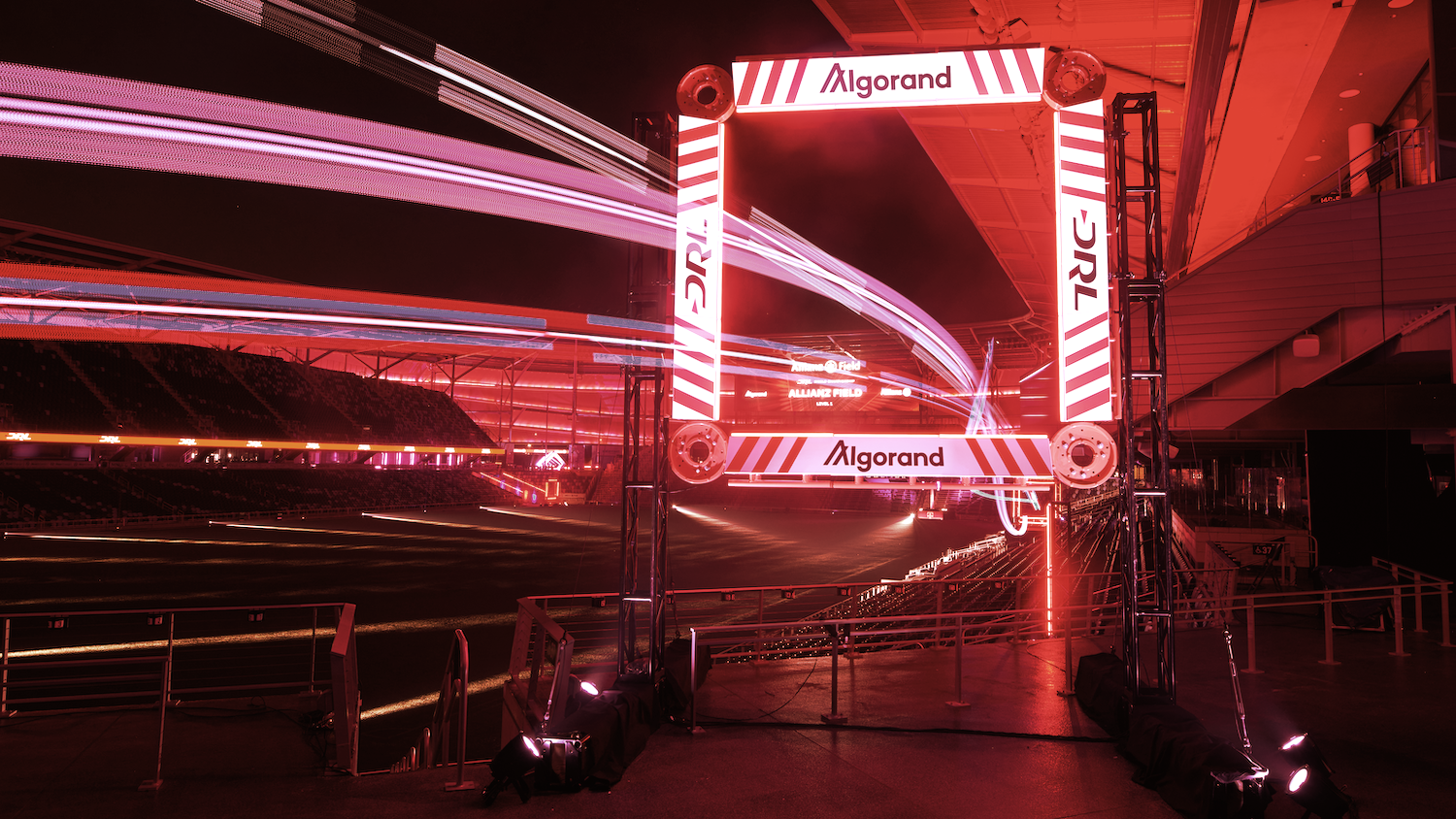 Drone Racing League Finds High-Flying Crypto Partner in Algorand
