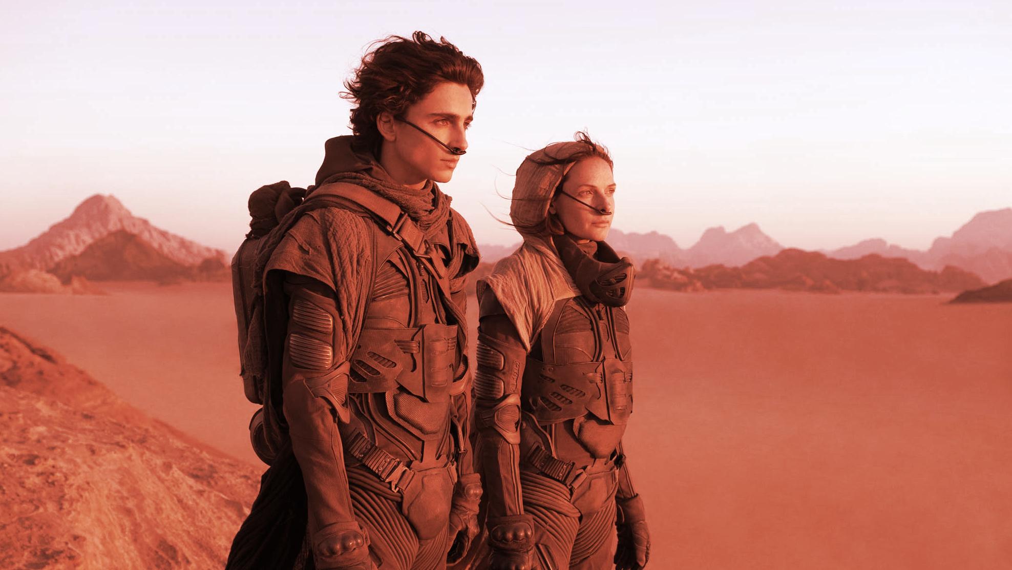 'Dune' NFTs Spark Backlash Over Ethereum's Environmental Impact
